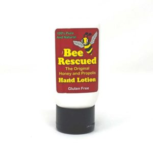 Propolis Hand Lotion – Bee Rescued