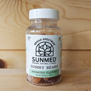 Broad Spectrum CBD Gummy Bears