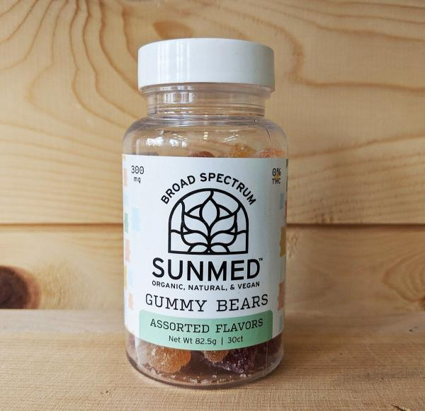 High Quality SunMed CBD Gummy Bears