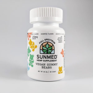 Full Spectrum CBD Gummy Bears